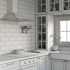 kitchen ikea metod 3d model 10 max obj fbx unknown