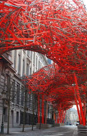 100 Arne Quinze The Sequence Brussels Belgium By Artist