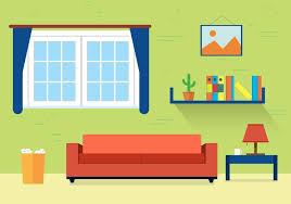 living room vector illustration 113932 free
