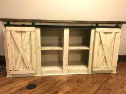 Diy Rustic Tv Stand Farmhouse Console Media By On Industrial Large Size Stunning Tall