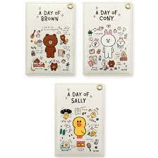 Monopoly A Day Of Line Friends Card Case Holder