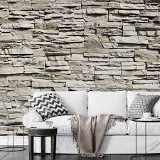 a s création fototapete papier foto tapete stein grau the wall dd118853 designwalls 2 0 kaufen otto