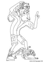 Wild Kratts The Martin Coloring Pages Printable And Book To Print For Free Find More Online Kids Adults Of