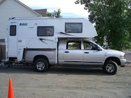 Truck Campers | Lance 830 On A Dodge MegaCab | Pickup Campers ...