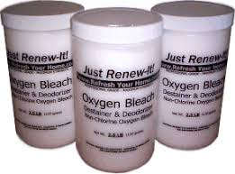 rh oxygen bleach maximum strength commercial and home use grout