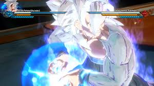 Goku SS4 Perfected Ultra Instinct
