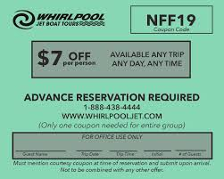 $7 Off Whirlpool Jet Tours Niagara Falls Promo Code - Visit ... Flex Jobs Coupon Code Sectional Sofa For New York Jets Dad Hat 95d7f 30199 Hq Coupons Newark Prudential Center Parking American Muscle December 2018 Jiffy Lube Oil Dominos Hot Wings New Car Deals October Uk Chat Book Codes Dillards Supr Promo Codes And Discounts Findercomau Wiki Wags Graphic Dimeions Best Time To Get Discounts On Turbo Tax Dayspring Pens Pressed Dry Cleaning Bigbasket Today Jens Scrubs I9 Sports Czech Limited Dawan Landry Youth Jersey 26
