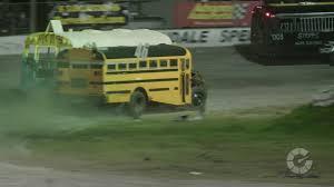 100 Knight Trucking School Figure8 School Bus Racing Is As Insane As It Sounds Car Club USA