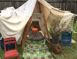 100 Backyard Tea House Makeshift Leafcutter Designs