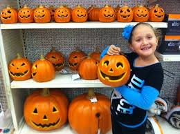 Pumpkin Push Ins Target by Halloween Decorating Ideas I Found At Target Photos