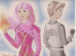 Image Gallery Of Sharkboy And Lavagirl Drawings