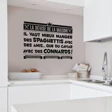 sticker citation cuisine stickers muraux cuisine stickers citation thème de la cuisine