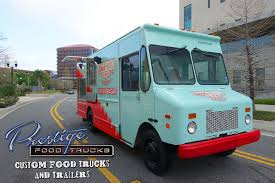Sweet Wheels Food Truck - $95,000 | Prestige Custom Food Truck ...
