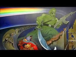 Denver International Airport Murals New World Order by Denver International Airport Nwo Illuminati And Ww3 The