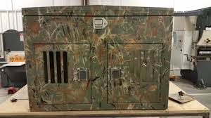Hunting Dog Boxes, Metal Dog Crates | CAA Metal Works | Montrose Old School Alaskan Dog Box Fuelbox Offers Threeinone Convience Medium Duty Work Truck Bed Boxes Korrectkritterscom 2018 Titan Pickup Accsories Nissan Usa Looking Beds Ross Metal Works Dog Boxes Posts Facebook Tamikgordons On Twitter If You Have A Cap Your Truck This The Box Dimeions Biggahoundsmencom Buddy L Rival Food 1938140837 Products Ole Dry Pond Youtube