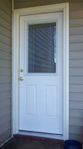 Therma Tru French Doors by New Therma Tru Fiberglass Door Is Installed In Chesterfield Rbm