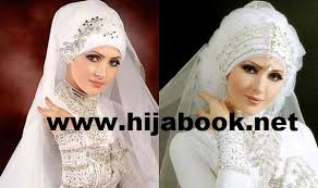 comment mettre pour mariage hijabook