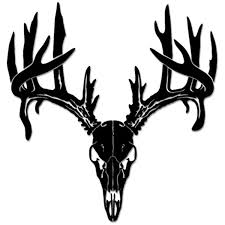 100 Hunting Decals For Trucks Colored Deer Valid Deer Buck Antlers Vinyl Decal