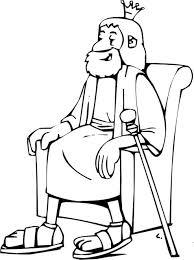 King David On Pinterest And Goliath Bible Stories Saul Netart Activities
