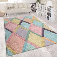 pile carpet 3 d design coloured