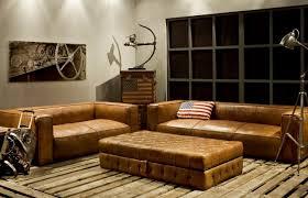 canape cuir maison du monde tables bureaux tapis osez le cuir actualités seloger