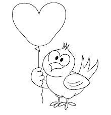 Coloring Pages Balloons Printable Alltoys For