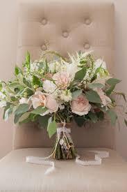 Large Bouquet Bride Bridal Flowers Roses Foliage Pink Rustic Tipi Woodland Wedding