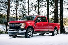 100 Super Duty Truck Ford Introduces New Trucks With Gas V8 Option