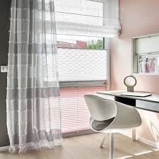 vorhang rollo und plissee für ihr schlaf oder arbeitszimmer