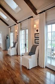 Curtain Ideas For Living Room by Best 25 Sliding Door Window Treatments Ideas On Pinterest