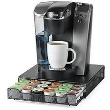 Keurig Brewed Under The Brewer 36 K Cup Capacity Rolling Drawer By NiftyTM