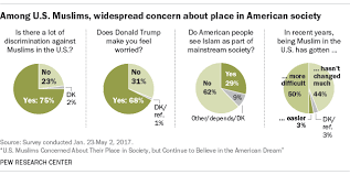 At The Same Time However Muslim Americans Express A Persistent Streak Of Optimism And Positive Feelings Overwhelmingly They Say Are Proud To Be