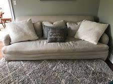 Restoration Hardware Petite Lancaster Sofa by Restoration Hardware Ebay