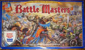 Battlemasters As The Box Claims Is Epic Game Of Fantasy Battles This Might Be Earliest Example A Lying To Me