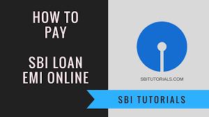 Hdfc Bill Deskcom by How To Pay Sbi Loan Emi Online With Online Sbi Sbi Tutorials