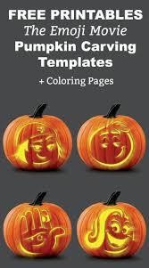 Devil Emoji Pumpkin Carving by Emoji Fun Grab These Free Printable Coloring Pages