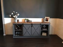 DIY Sliding Door Console, Free Plans! | Dining Room Tutorials ... Diy Barn Doors The Turquoise Home Sliding Door Youtube Remodelaholic 35 Rolling Hdware Ideas Cstruction How To Build Plans Under In Minutes White With Black Garage Help By Derekj Woodworking Bypass Barn Door Hdware Easy Install Canada Haing Building A Design Driveway 20 Tutorials Epbot Make Your Own For Cheap