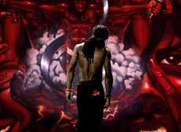 Lil Wayne In Mirror