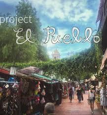 David Alfaro Siqueiros Mural Olvera Street by Project El Pueblo U2014 The Monday Project