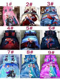 Frozen Bed Set Queen by Brand New Baby Bedding Queen Anna Elsa Hans Kristoff Sven Olaf