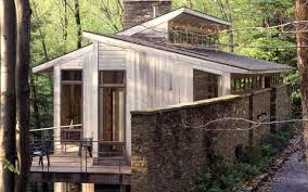 Steep Slope House Plans Pictures by Modern House On Steep Slope Modern House