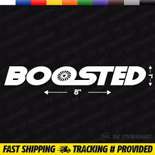 BOOSTED 8