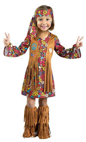 Toddler Peace and Love Hippie Costume Candy Apple Costumes Kids