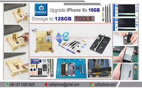 Upgrade iPhone 6s Memory From 16GB to 128GB – vipfixphone blog