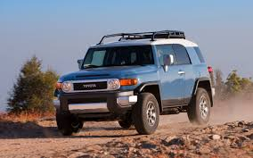 Toyota Recalls 209,000 FJ Cruisers From 2007-2013 For Seatbelt ...