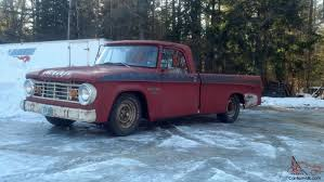 1967 Dodge D200 Cummins Turbo Diesel P-pump 5 Spd Chevy Ford Gmc