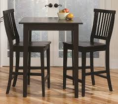 Home Styles Arts And Crafts Black Three-piece Pub Table And Chairs/Stool  Set With Slatted And Curved Back, Carved Seat, And Solid Hardwood ... Costco Agio 7 Pc High Dning Set With Fire Table 1299 Best Ding Room Sets Under 250 Popsugar Home The 10 Bar Table Height All Top Ten Reviews Tennessee Whiskey Barrel Pub Glchq 3 Piece Solid Metal Frame 7699 Prime Round Bar Table Wooden Sets Wine Rack Base 4 Chairs On Popscreen Amazon Fniture To Buy For Small Spaces 2019 With Barstools Of 20 Rustic Kitchen Jaclyn Smith 5 Pc Mahogany Ok Fniture 5piece Industrial Style Counter Backless Stools For