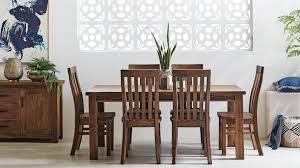 Cobar 7 Piece Rectangular Dining Suite