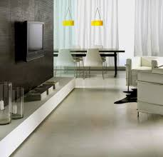 Best Flooring For Kitchen And Living Room by Open Floor Plan Kitchen Dining Living Room Rustic Table And Chairs