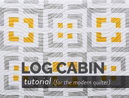 Make Your Own Log Cabin Quilt Pattern Suzy Quilts